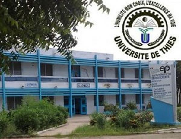 Université de Thiès : les étudiants en Sit-in pour exiger de meilleures conditions d'études
