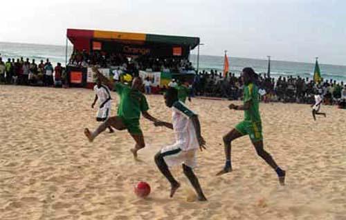 Beach Soccer – 1ère édition du championnat national: 14 équipes en lice – La poule A ouvre les hostilités