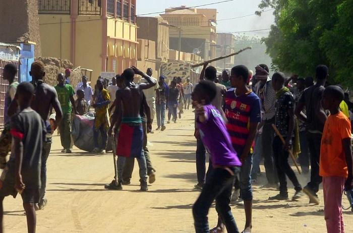 Mali: une marche à Bamako en soutien aux jeunes de Gao