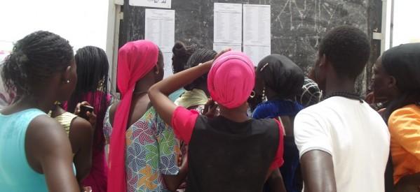 BAC 2016-69 admis d'office, 97 admis à l'oral sur 166 candidats, le lycée de Ngoudiane sauve l'honneur