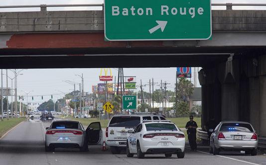 Etats-Unis : trois policiers tués par balles à Baton Rouge en Louisiane