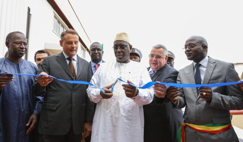 Inauguration «Atlantik Seafood»: 15 milliards F CFA pour la diversité de l'activité économique et de création d'emplois à Sangalkam