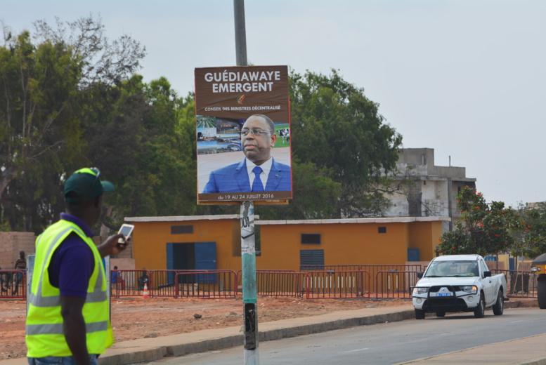 Visite du chef de l'Etat à Guédiawaye : la banlieue dans les derniers réglages