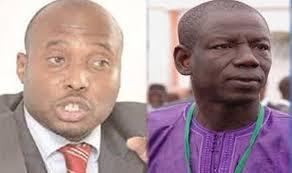 Parti socialiste : Barthélémy Dias réclame la tête du porte-parole Abdoulaye Wilane