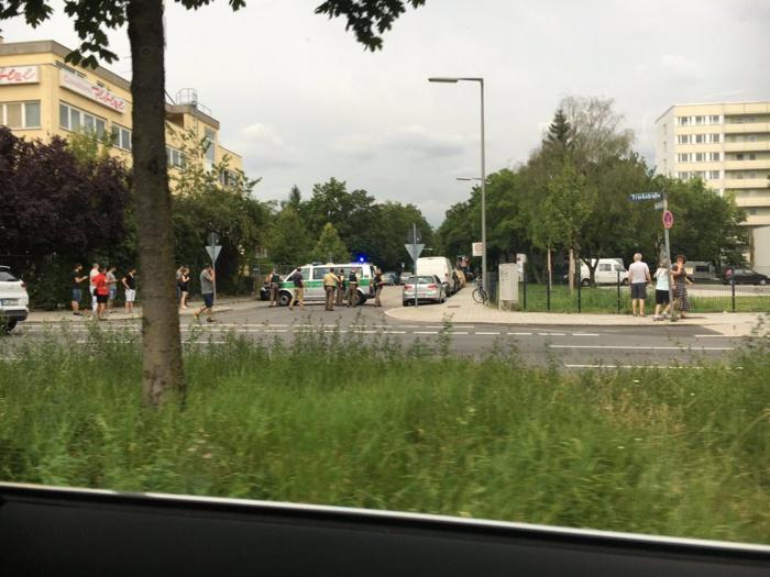 Fusillade dans un centre commercial à Munich en Allemagne
