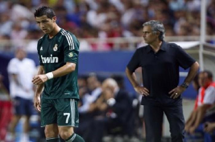 Mourinho critique le jeu de Cristiano Ronaldo