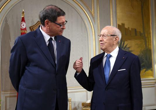 La formation du gouvernement d'union nationale devrait s'achever cette semaine — Habib Essid
