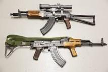 Sédhiou: la gendarmerie arrête un homme armé de 3 fusils de fabrication russe