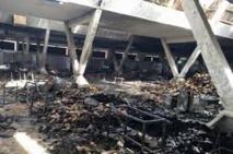 CICES : les victimes de l'incendie du pavillon vert reviennent à la charge