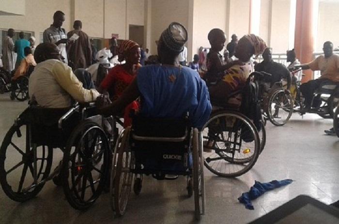 Arrestation des personnes handicapées: leurs responsables expriment leur désolation