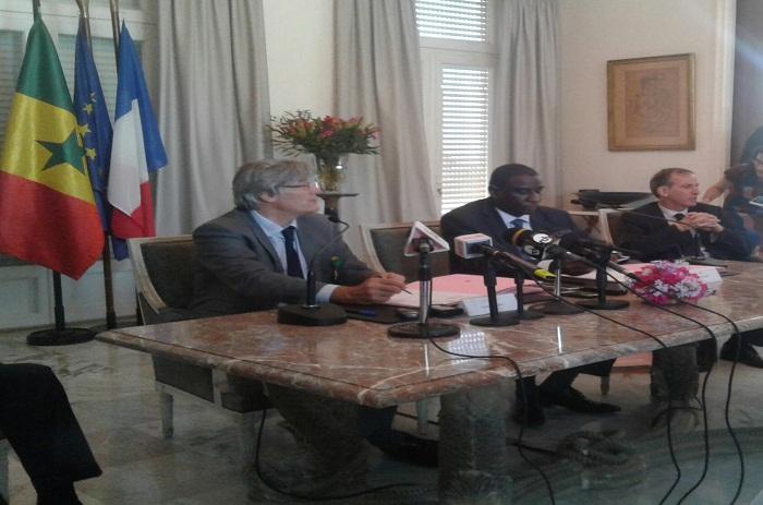 Coopération-Signature d'une convention sur les clusters horticoles entre le Sénégal et la France