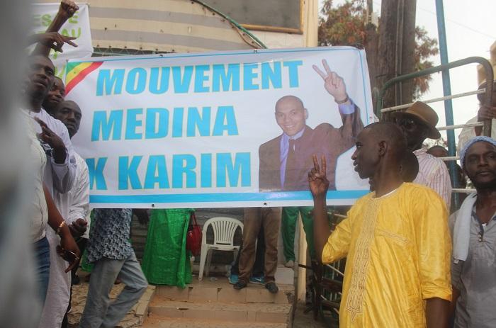 Meeting de Khalifa Sall : Le mouvement Karim ak Médina se ligue avec le maire de Dakar