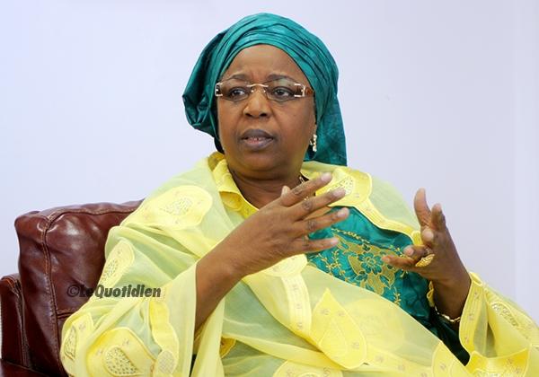 Santé-Awa Marie Coll Seck plaide pour la criminalisation de la vente des médicaments de la rue