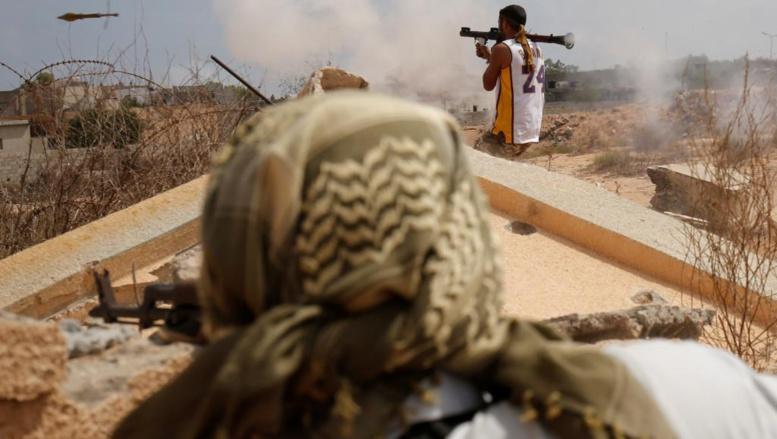 Libye: frappes américaines contre le groupe EI à Syrte