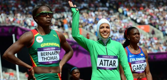 Quatre Saoudiennes participent aux JO de Rio... Et c'est reparti pour une polémique