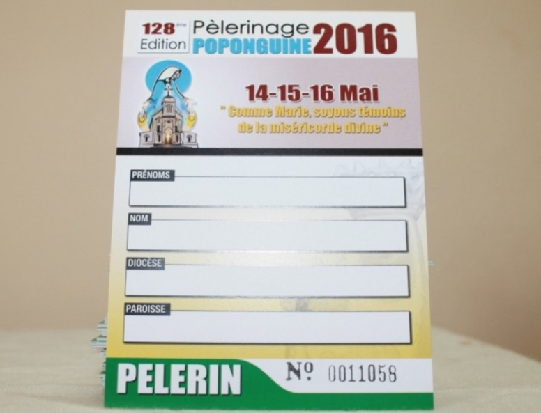 Bilan Poponguine 2016 : La vente des badges génère plus de 40 millions