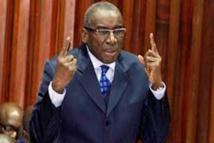 Déclaration de patrimoine du Président de la Cour suprême : Sidiki Kaba rectifie Nafi Ngom Keïta.