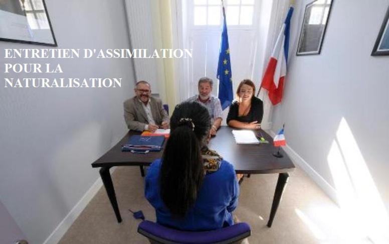 Vous voulez devenir français par naturalisation: Comment réussir votre entretien d'assimilation ? (Par Aliou TALL)