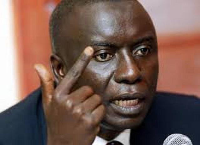 """Houleuse réunion de """"Gor Ca Wax Ja"""": Se sentant trahi, Idy se déchaîne sur Oumar Sarr et le PDS"""
