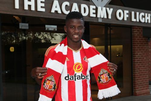 Papy Djilobodji de Chelsea à Sunderland