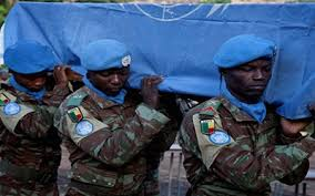 Un casque bleu tchadien tué au Mali