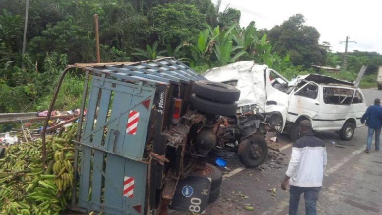Gabon : Un accident de circulation tue une vingtaine de personnes