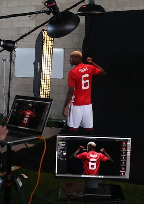 Football: Paul Pogba devient le joueur le plus cher de l'histoire
