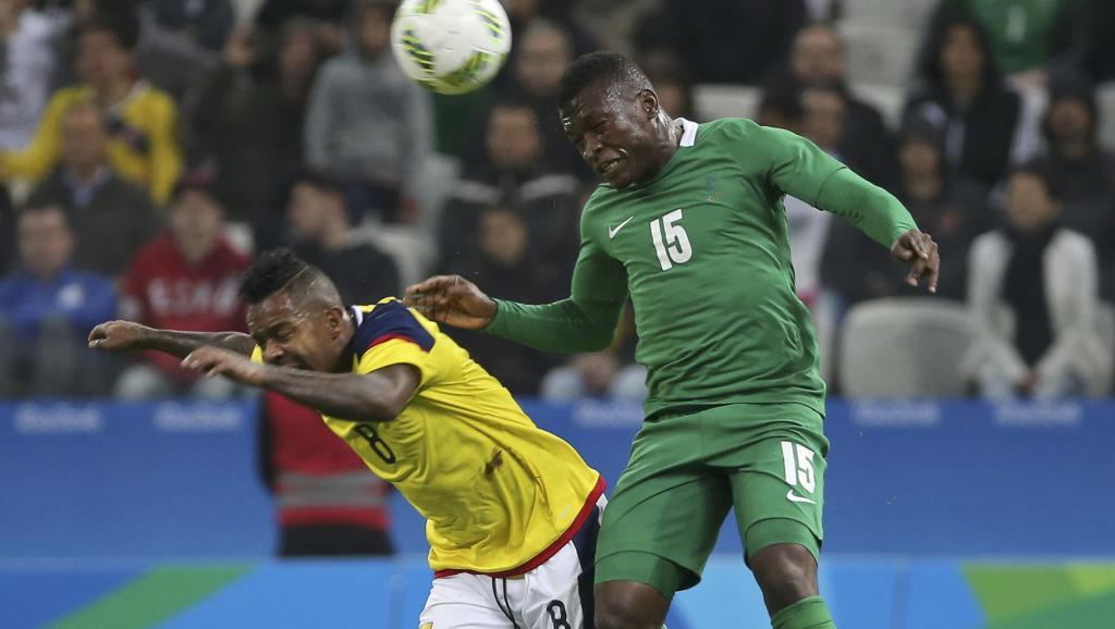 Foot : le Nigeria dernier espoir africain aux JO 2016