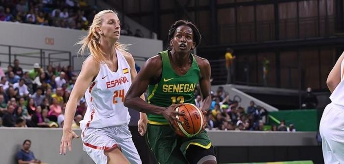 J.O-L'Espagne surclasse le Sénégal (97-43)