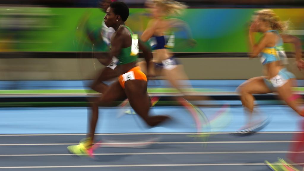JO 2016: entrée en piste réussie pour les athlètes africains