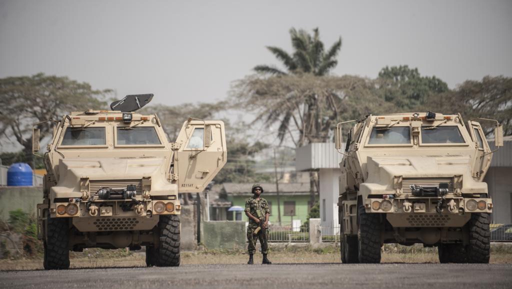 Nigeria: importante opération militaire à proximité de Lagos