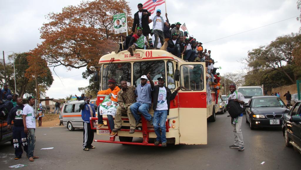 Elections multiples en Zambie: les résultats se font attendre