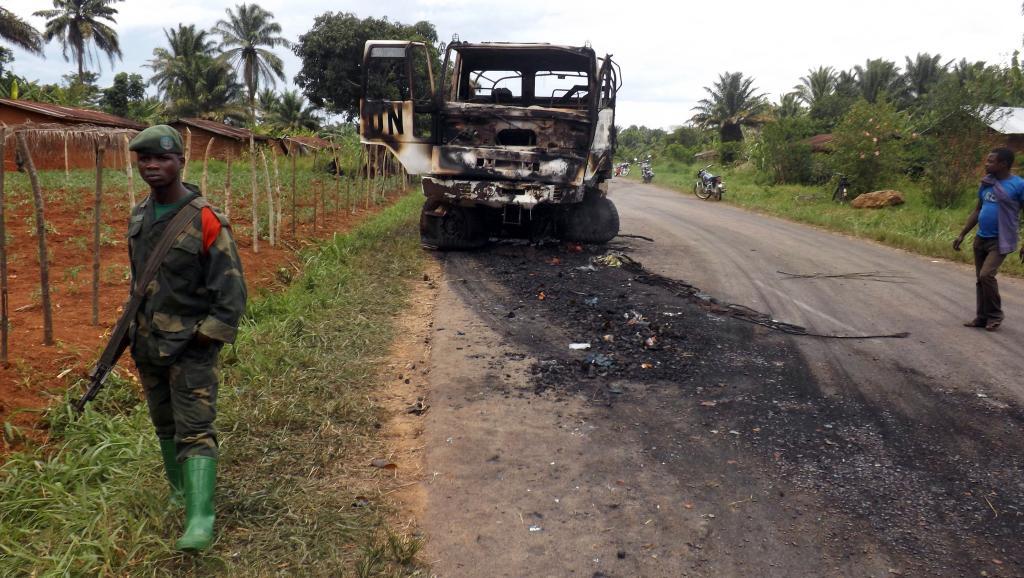 RDC: après le dernier massacre de Beni, l'heure du deuil et des questions