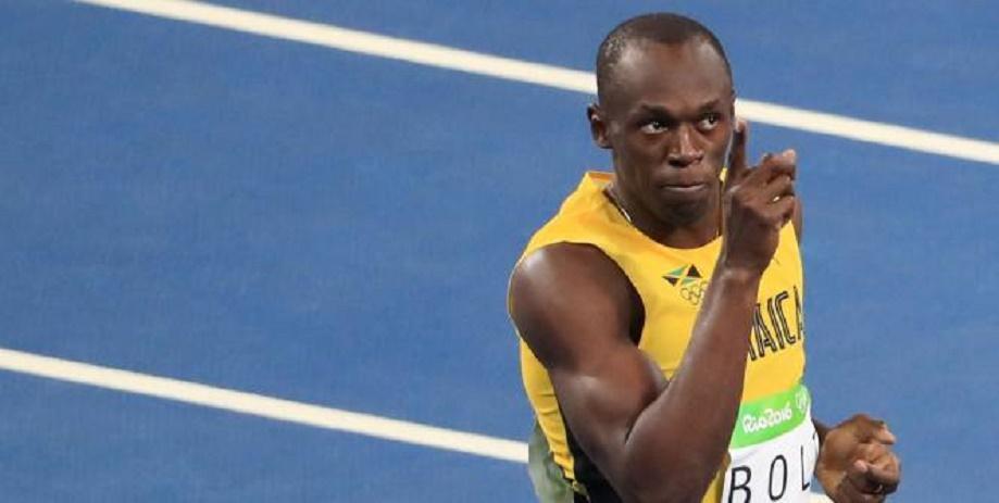 Les coups de gueule d'Usain Bolt après sa victoire sur 100m aux JO
