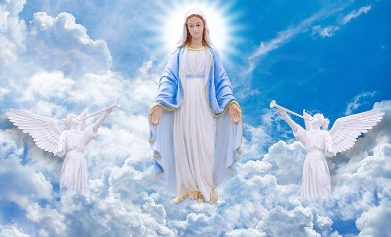 Homélie Lundi 15 Août - Assomption de Marie : La Prière du peuple chrétien !