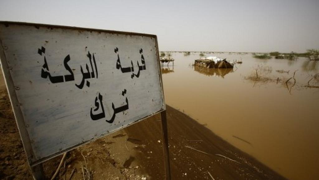 Soudan: des pluies torrentielles causent la mort de plus de 100 personnes