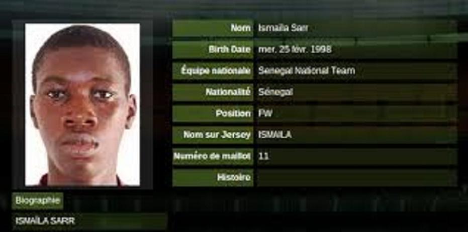 Liste des 23 Lions contre la Namibie: Aliou Cissé convoque Ismaïla Sarr