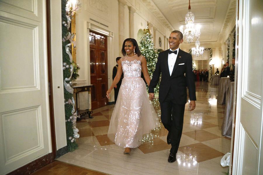 Barack et Michelle Obama, un couple de pouvoir