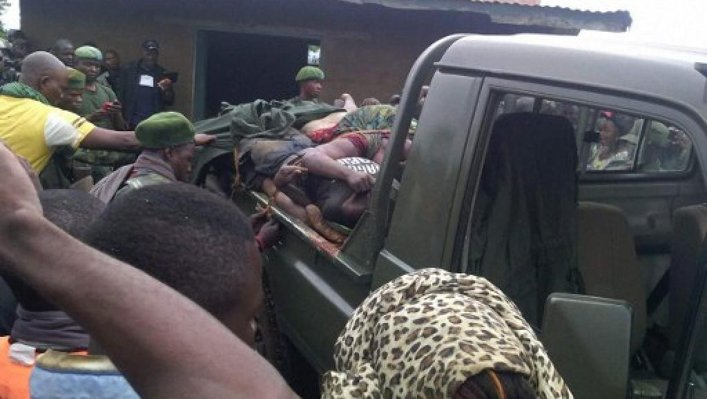 Massacre de Beni en RDC: le Premier ministre sur place avec une délégation