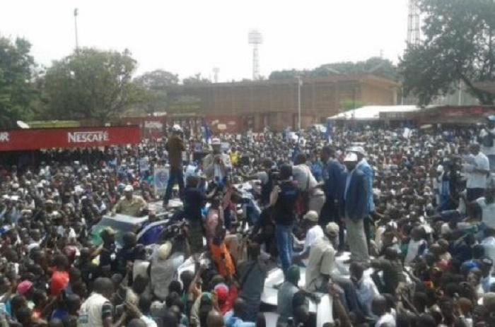 Guinée: un opposant tué par balle lors de la marche de l'opposition