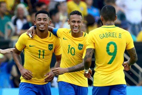 JO Rio 2016: 6-0 contre Honduras et le Brésil est en finale