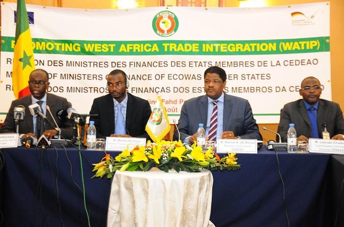 CEDEAO: la mise en application du TEC a entraîné une nette amélioration des recettes douanières