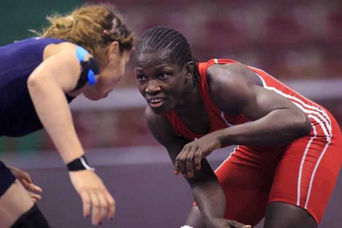 JO Rio 2016 - Lutte libre: Isabelle Sambou battue en quarts mais peut être repêchée