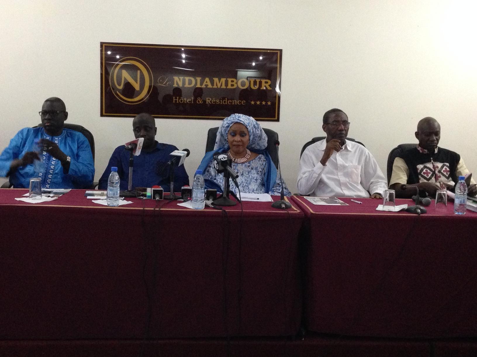 «La Cour suprême a outrepassé ses pouvoirs», (avocats d'Aïda Ndiongue)