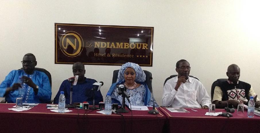 Aïda Ndiongue: «C'est de l'acharnement…mais la justice divine tranchera»