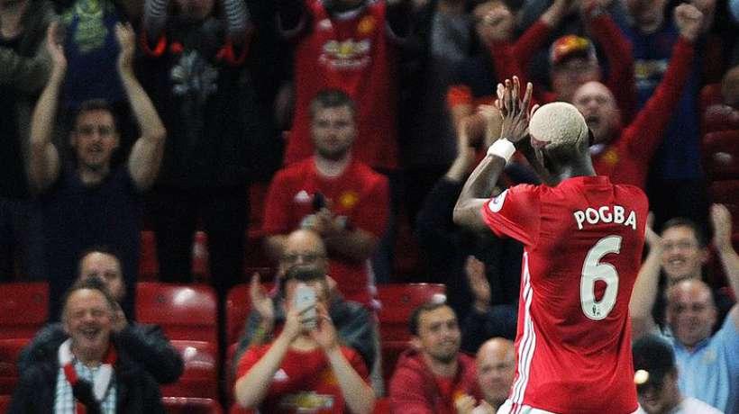 Manchester United : la grande première réussie de Paul Pogba