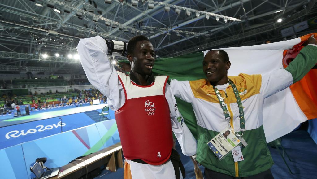 JO 2016: Cheick Cissé en or, Ruth Gbagbi en bronze, la Côte d'Ivoire au paradis