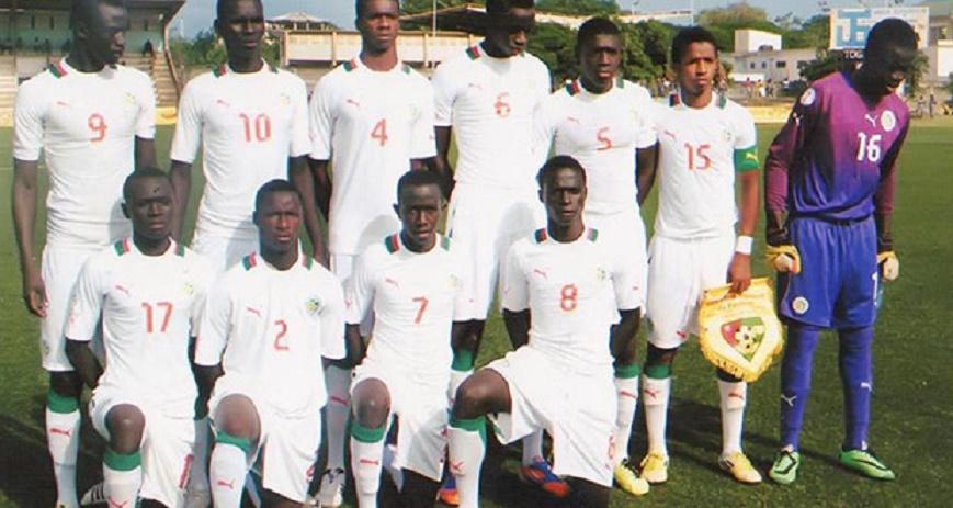Qualif CAN U17 - Sénégal / Tunisie: réussir la mission, ce samedi