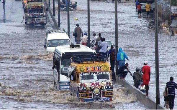 Risques d'inondations: Diène Farba Sarr rassure