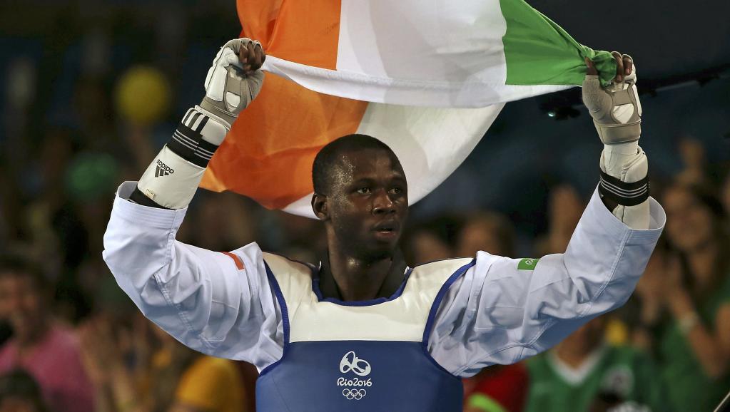 JO 2016/taekwondo: Issoufou Alfaga Abdoulrazak, la plus belle médaille du Niger
